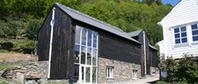 Hardanger Kulturgalleri, kunstutstilling